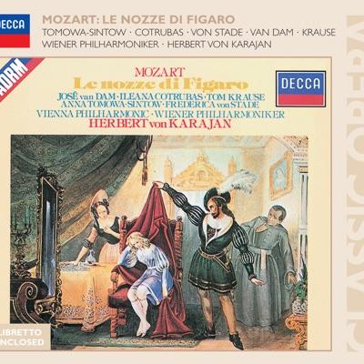 Mozart: Le Nozze di Figaro - Frederica Von Stade