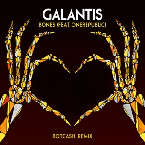 Bones (feat. OneRepublic) [BotCash Remix] - Single Mp3 Download