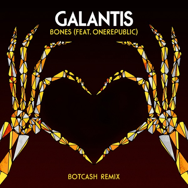 Bones (feat. OneRepublic) [BotCash Remix] - Single