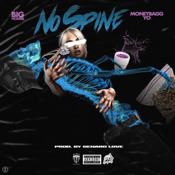 No Spine (feat. Moneybagg Yo) - Single