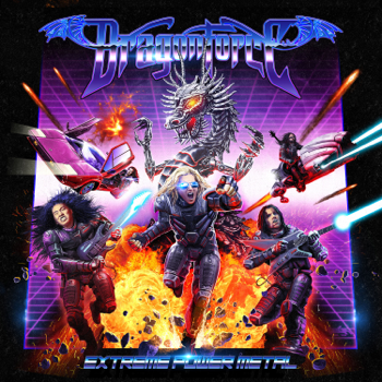 DragonForce Extreme Power Metal music review