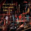 Jenny Lin - Glass: Piano Works  artwork
