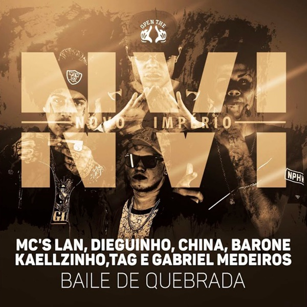 N.V.I - Baile de Quebrada - Single