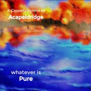 Whatever Is Pure - Acapeldridge - Acapeldridge