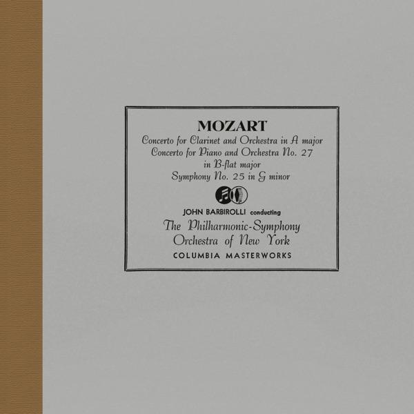 Barbirolli Conducts Mozart