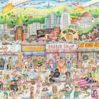 LA & the Parties (feat. Sevyn Streeter & Luh Kel)-Lost Kings