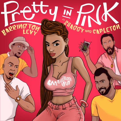 Pretty In Pink by Barrington Levy, Shaggy, Capleton