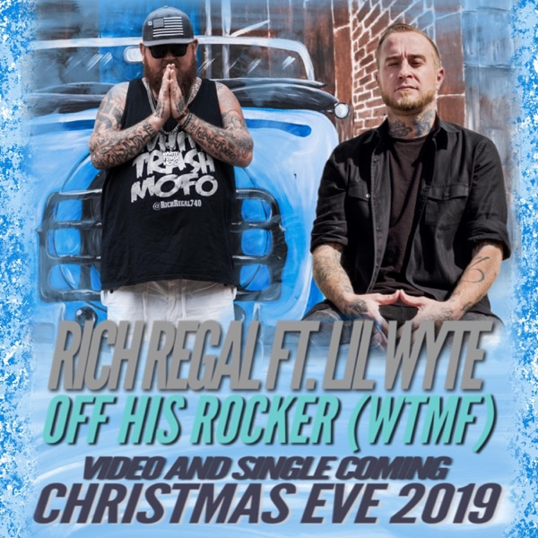 Off His Rocker Wtmf (feat. Lil Wyte) - Single