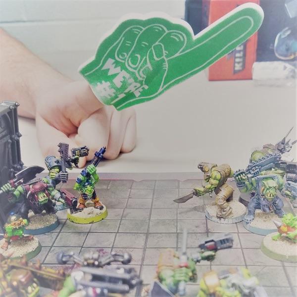 KnightsCast: A Kill Team 40k Podcast