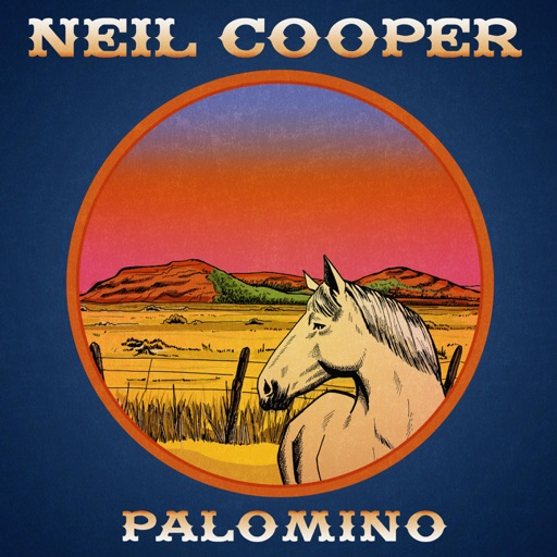 Art for Palomino by Neil Cooper