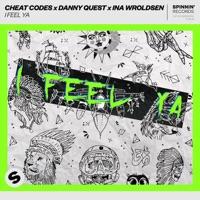 I Feel Ya - CHEAT CODES - DANNY QUEST - INA WROLDSEN