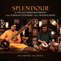 Purbayan Chatterjee & Bickram Ghosh - Splendour artwork