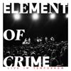 Element of Crime - Live im Tempodrom Grafik