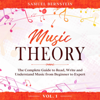 Samuel Bernstein - Music Theory: The Complete Guide to Read, Write and Understand Music from Beginner to Expert - Vol. 1 (Unabridged)  artwork