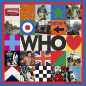 The Who - WHO (Deluxe)  artwork