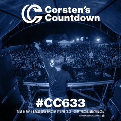 Corsten's Countdown 633 - Ferry Corsten