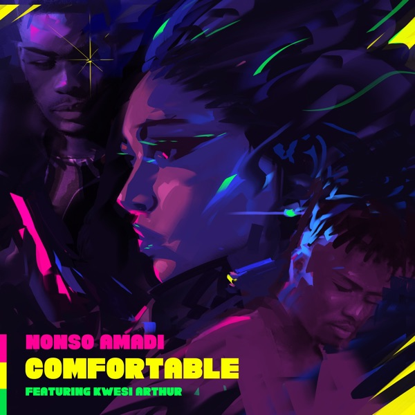 Comfortable (feat. Kwesi Arthur) - Single