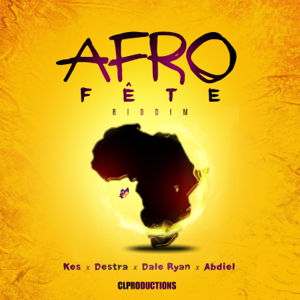 Various Artists - Afro Fête Riddim - EP