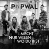 Popwal - I mecht nur wissn wo du bist (I.U.E.) Grafik
