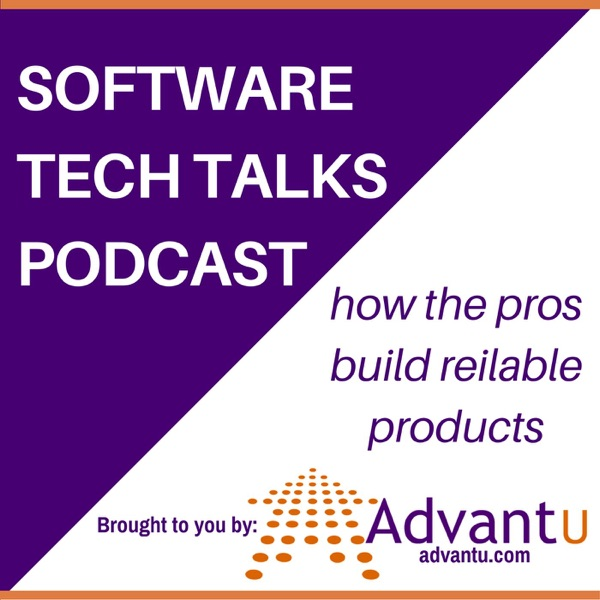 """Build amazing software"" podcast"