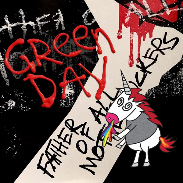 Green Day - Father of All... album wiki, reviews