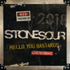 Stone Sour - Hello, You Bastards: Live in Reno artwork
