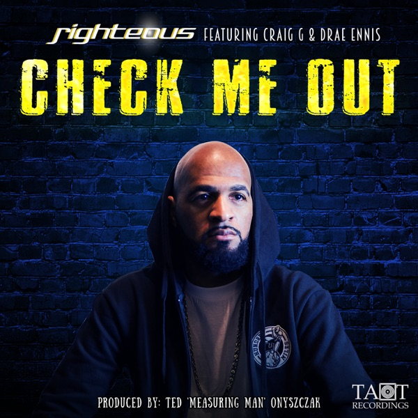 Check Me Out (Measuring Man Remix) [feat. Craig G & Drae Ennis] - Single