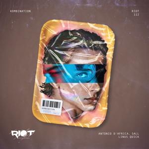 Antonio D'Africa, Linus Quick & Sall - Kombination - EP