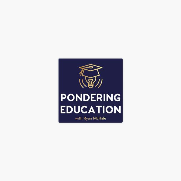 ‎The Pondering Education Podcast: Pondering Education S2E11: Supporting Transgender and Gender Non-Conforming Students on Apple Podcasts
