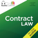 AudioOutlines - Contract Law: Developed for Law School Exams and the Multistate Bar (Unabridged)