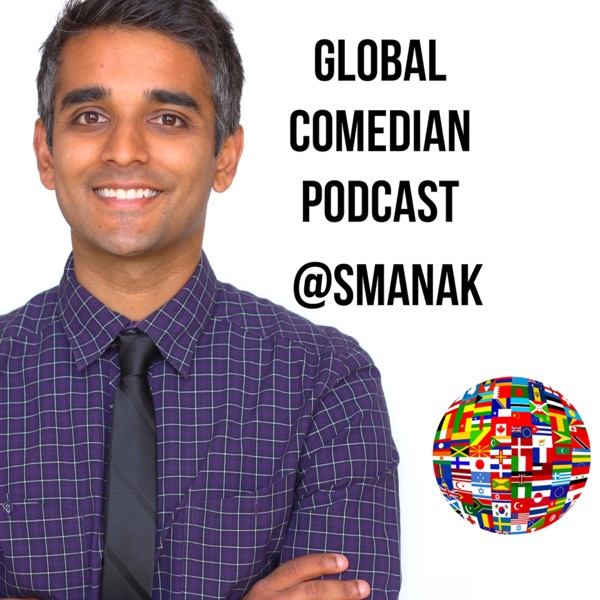 Global Comedian Podcast – Podcast – Podtail