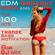 Workout Electronica - EDM Workout Music 2020 Top 100 Hits Trance Bass Motivation 8 Hr DJ Mix