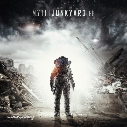 Junkyard - EP by Kontrast & Cybin & Myth