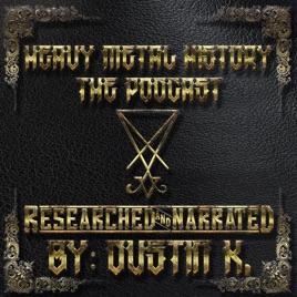 Heavy Metal History: The Podcast: Bonus Episode: Taylor