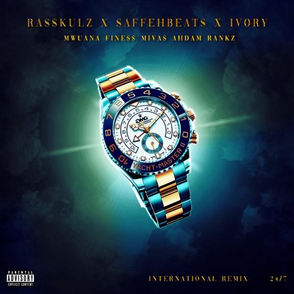 24/7 (International Remix) [feat. Finess, Mivas, Ahdam & Rankz] - Single