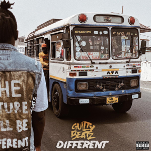 GuiltyBeatz - Different - EP