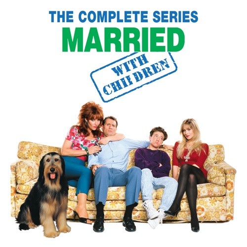 Married… With Children: The Complete Series movie poster