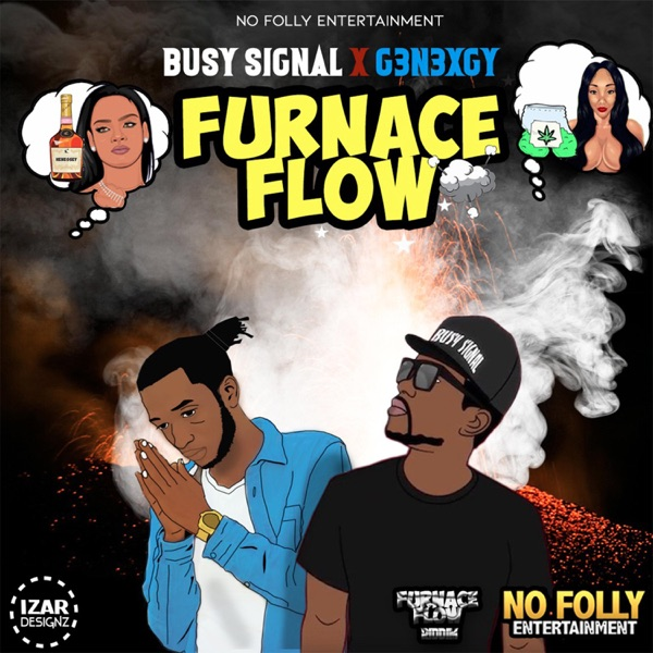 Furnace Flow (feat. G3n3xgy) - Single