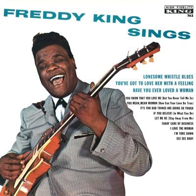 Freddy King Sings - Freddie King