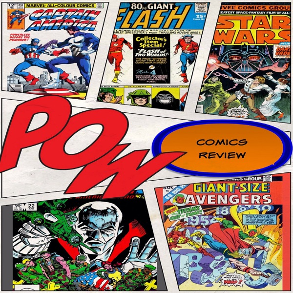 When It Was Cool Comic Review Podcast