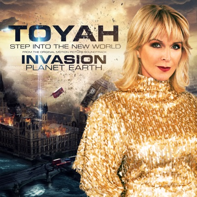 """Step into the New World (From """"Invasion Planet Earth"""") - Single - Toyah"""