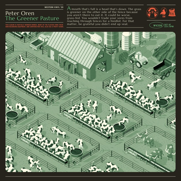 Peter Oren Gnawed to the Bone (Come By)
