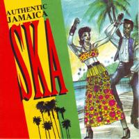 Various Artists - Authentic Jamaica Ska artwork
