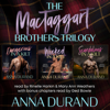 Anna Durand - The MacTaggart Brothers Trilogy: Hot Scots Books 1-3  artwork