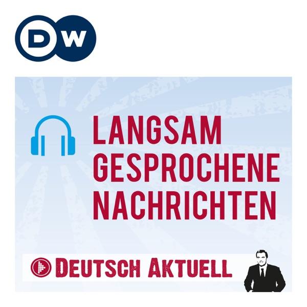 Langsam gesprochene Nachrichten   Deutsch lernen   Deutsche Welle