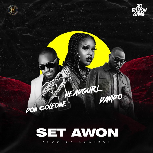 Set Awon (feat. Davido & Don Coleone) - Single