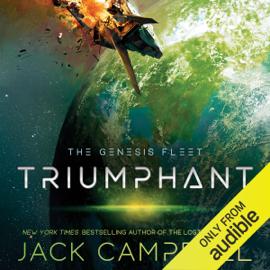 Triumphant: The Genesis Fleet, Book 3 (Unabridged) audiobook