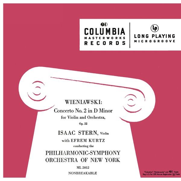 Wieniawski: Violin Concerto No. 2 in D Minor, Op. 22 - EP