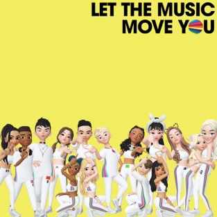 Now United – Let the Music Move You – Single [iTunes Plus AAC M4A]