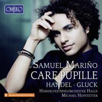 Samuel Marino, Händelfestspielorchester Halle & Michael Hofstetter - Care pupille artwork